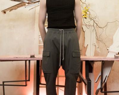 Rick Owens Cargo Pants
