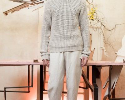Rick Owens Fisherman Knit