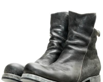 BORIS BIDJAN SABERI – ZIPPED BOOTS ON-SOLE