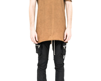 BORIS BIDJAN SABERI – TS2 T-SHIRT RESIN DYED