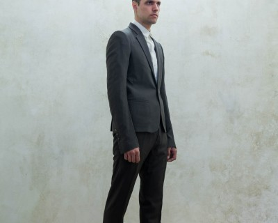 Rick Owens Short Suit Jacket