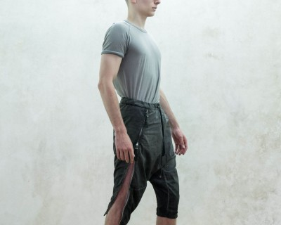 Boris Bidjan Saberi Cropped Pants