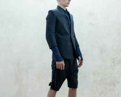 Boris Bidjan Saberi Suit Jacket