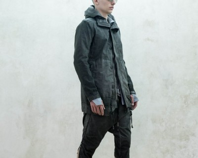 Boris Bidjan Saberi Light Fishtail Parka