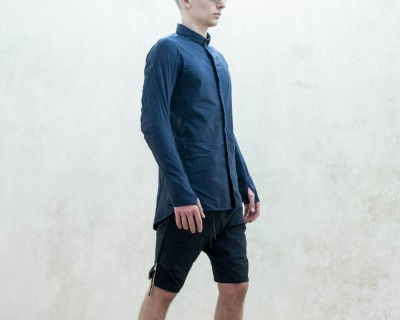 Boris Bidjan Saberi Long Sleeve Shirt