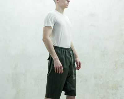 Rick Owens Pod Short Pants