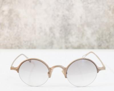 Rigards sunglasses 0091 «Ziggy Chen» 925 silver matte