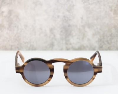 Rigards sunglasses 0008  Round Camo Horn