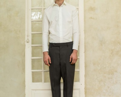Rick Owens Astaire Cropped Pant