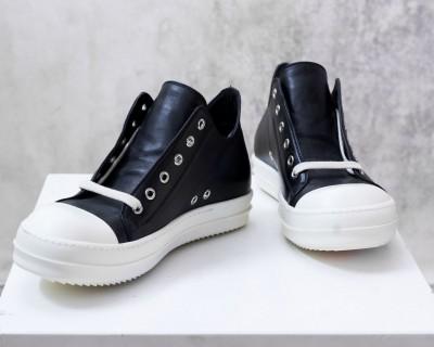 Rick Owens Calf Low Sneaker