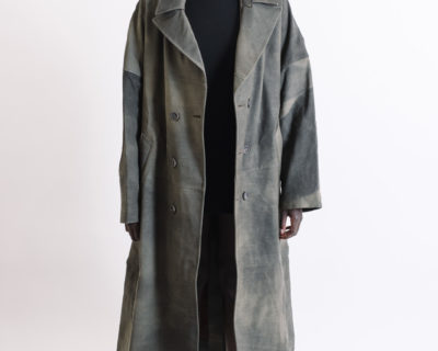 ZIGGY CHEN – TRENCH COAT