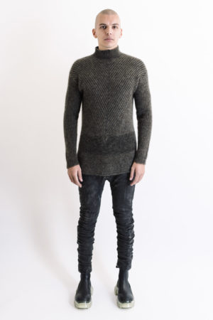 Rick Owens Fisherman Turtle Sweater