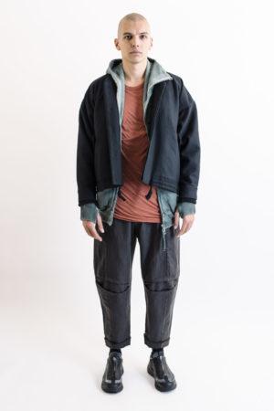 janjanvanessche padded jacket