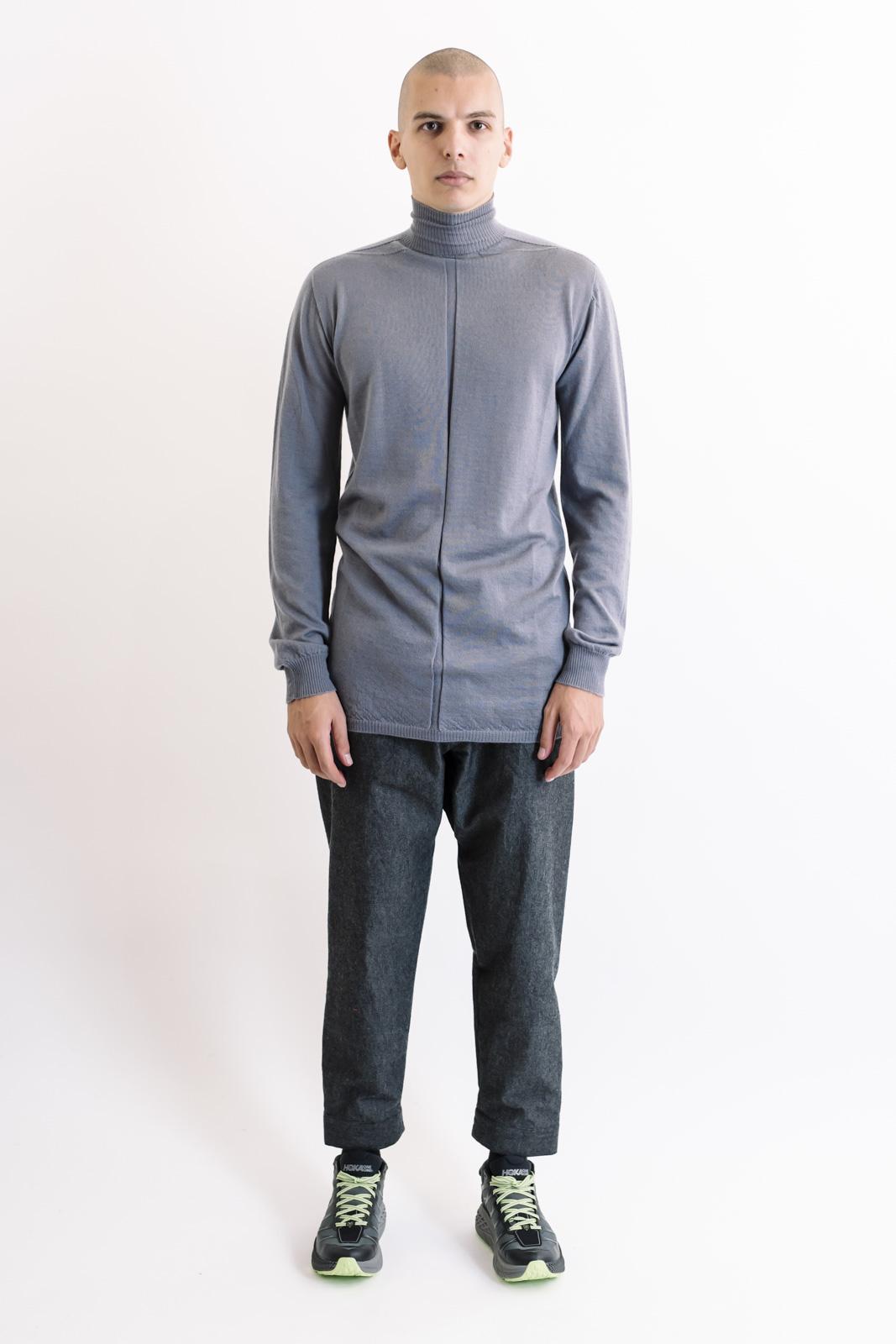 Rick Owens Oversized Turtleneck sweater