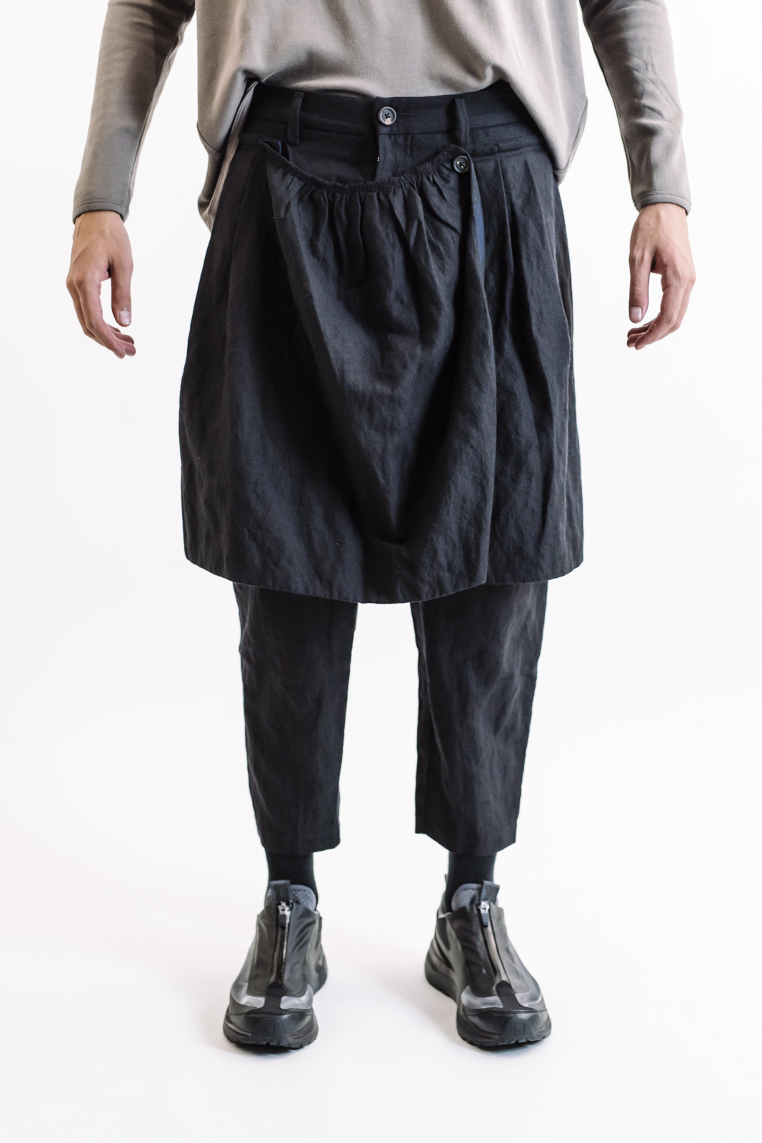 Ziggy Chen Apron Trouser fw19