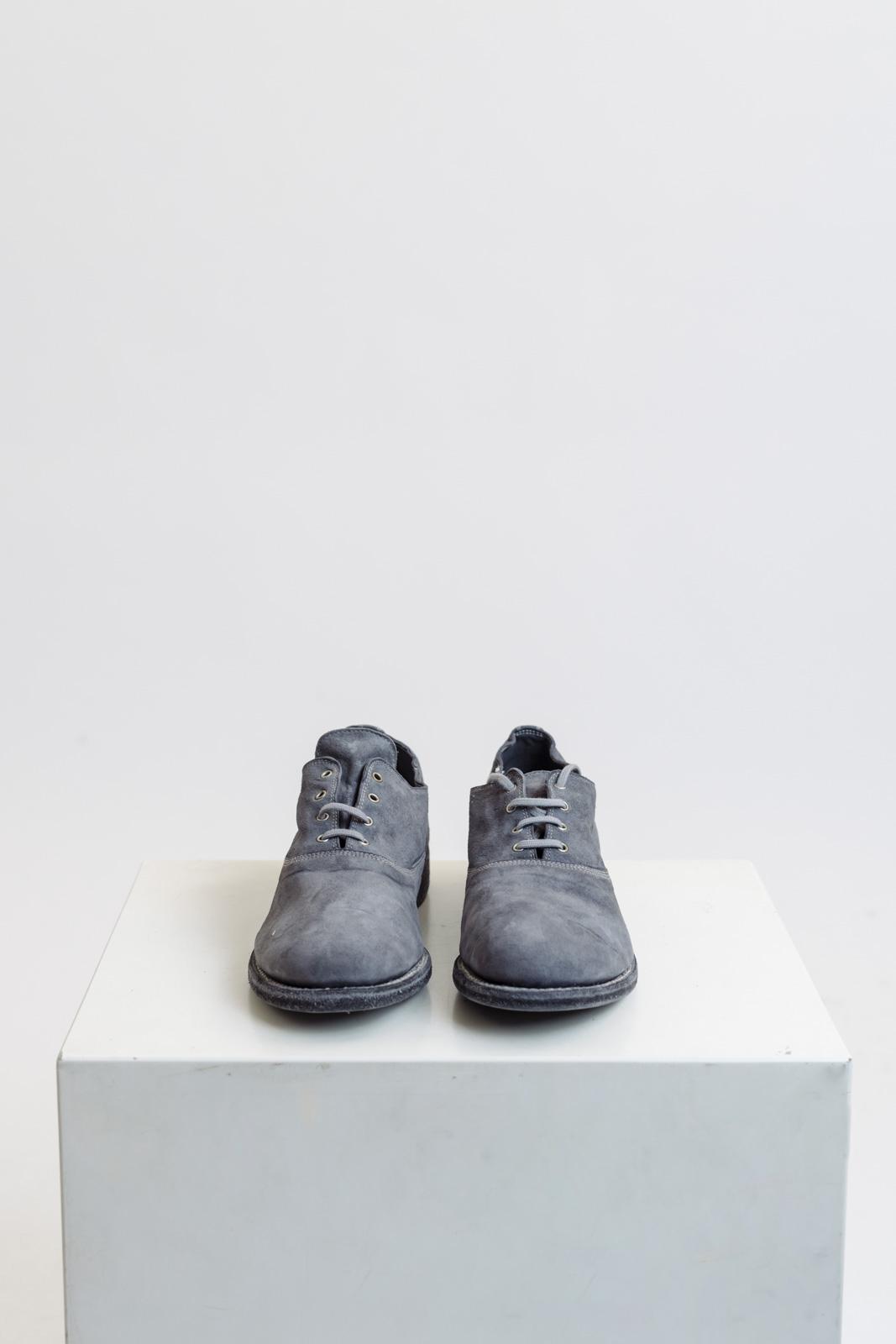 Guidi oxford shoes kangaroo reverse