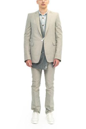 "Deepti classic short jacket ""925"" Silver"