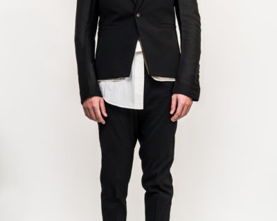 RICK OWENS – ALICE JACKET BLACK