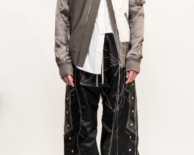 RICK OWENS – FLIGHT BOMBER COMBO DUST