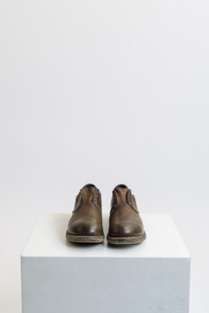 Guidi derby shoes buffalo full grain