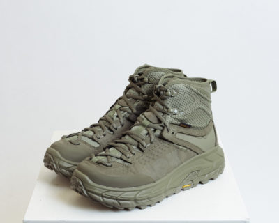 TOR ULTRA HI 2 WP – BURNT OLIVE