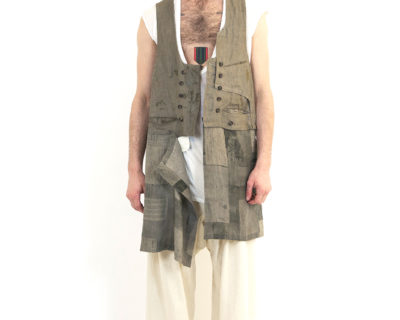 Ziggy Chen Long Vest