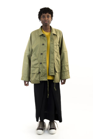 Ziggy Chen Worker Jacket