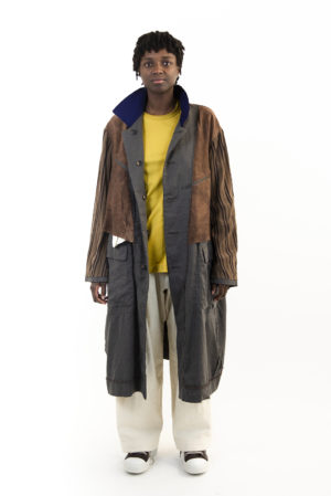 Ziggy Chen Coat