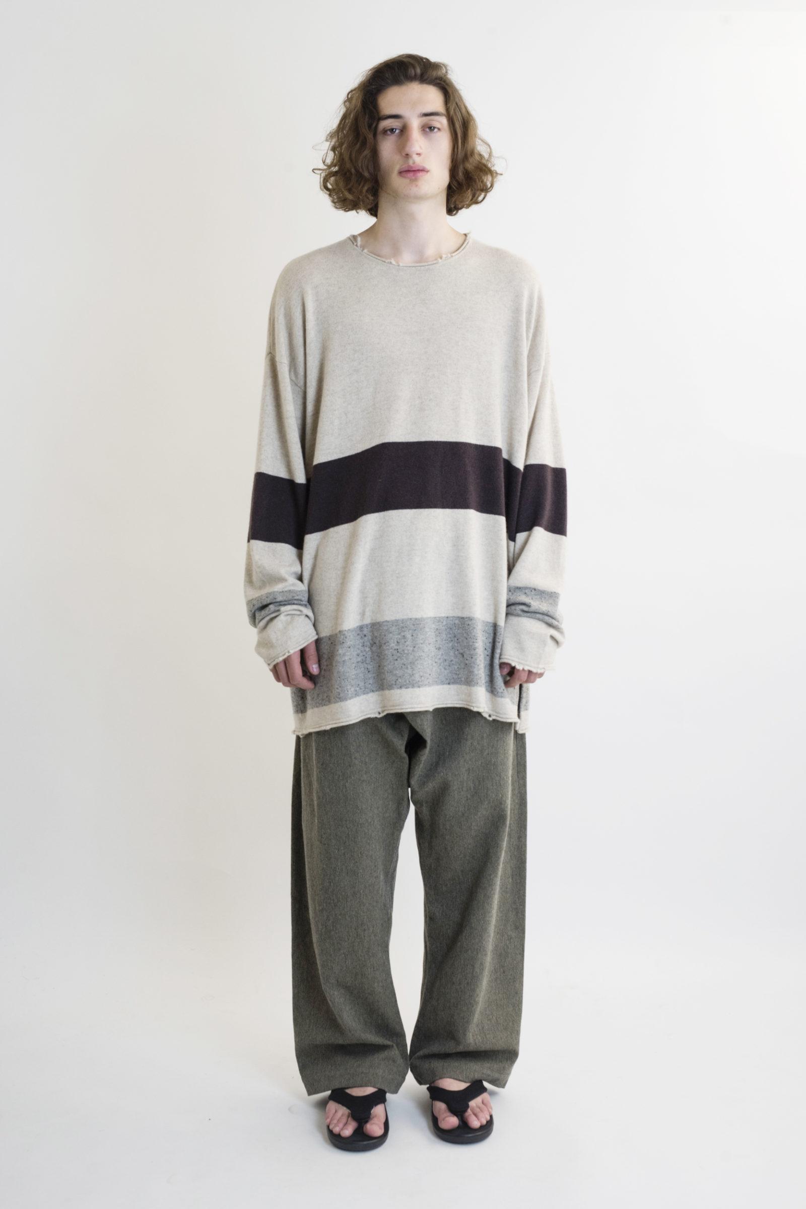 Ziggy Chen Knit Sweater
