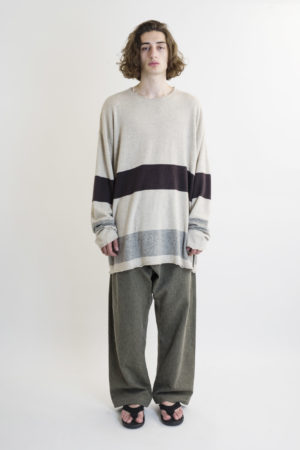Ziggy Chen Knit Sweater