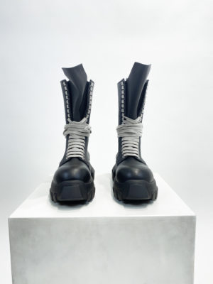 RICKOWENS LACEUP TRACTOR